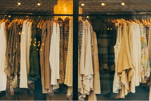 Description: La Moda, Prendas De Vestir, Tienda, Ropa